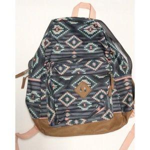 Handbags - Aztek Print Backpack